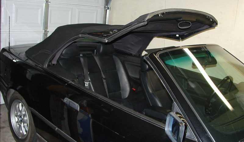 convertible roof repairs belfast northern ireland